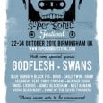 Following the news that the 2010 edition of Birmingham's acclaimed annual Supersonic Festival will be headlined by Swans. The festival curators Capsule are hugely excited to announce the second headlining […]