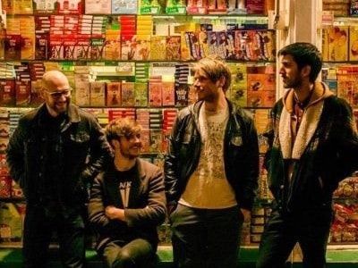 We're delighted to exclusively stream the new track from The Art Of Amputation, it's called 'Californian English' and it's a god damn synth-rock masterpiece. Click below and give this beast […]