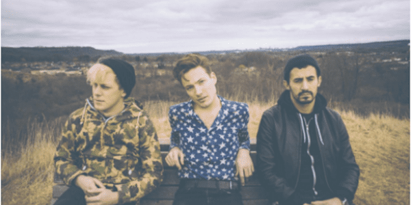 Fresh off a North American tour and multiple European tours, Canadian three-piece The Dirty Nil have just released a bloody new video for the aptly titled track 'Zombie Eyed'.