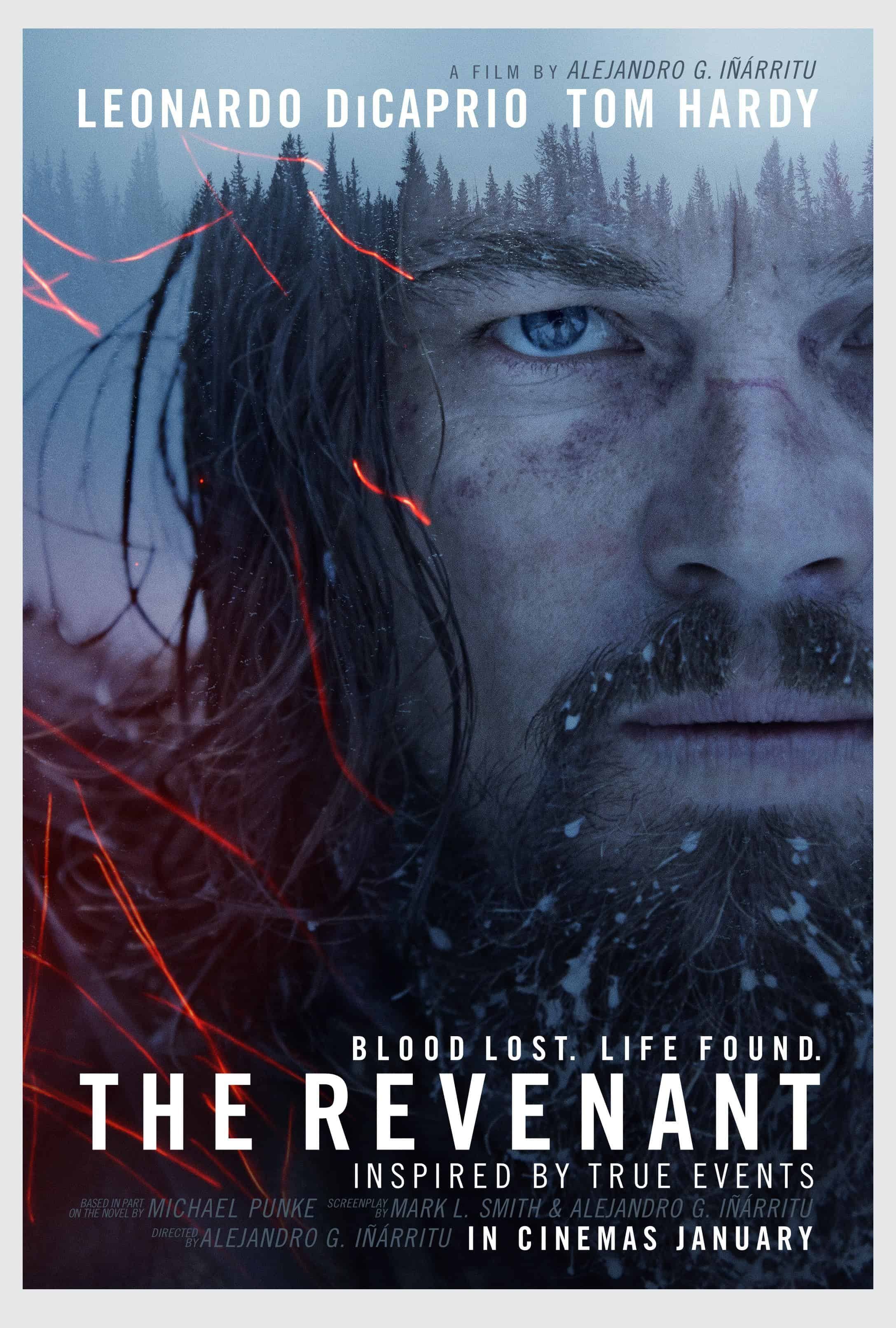 Film Review The Revenant City Screen York