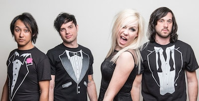 "For our next Reverbnation spotlight, we chat to The Nearly Deads' Theresa Jeane about music and inspirations.    S] What, or who are your great musical inspirations? T] ""I have […]"