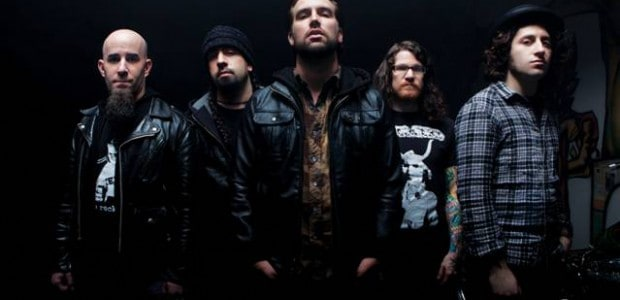 Rock supergroup The Damned Things featuring Keith Buckley (Everytime I Die): lead vocals, Scott Ian (Anthrax): rhythm guitar, vocals, Rob Caggiano (Anthrax): rhythm, lead guitar, vocals, Joe Trohman (Fall Out […]