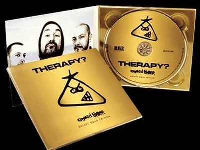 Therapy? Are set to reissue a limited edition digipack of the band's 2009 release, 'Crooked Timber' via Global Music. This will be available worldwide from July 19 2010. The band […]