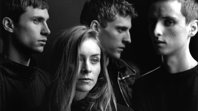 These New Puritans Soundsphere