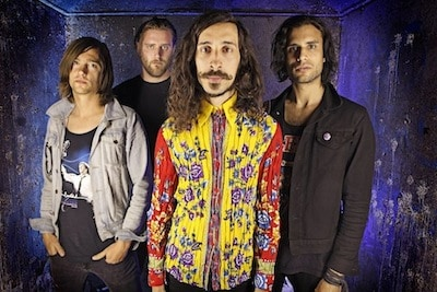 Bristol's Turbowolf have announced they will be releasing a covers EP on October 8 containing four classic tracks ripped to shreds in the band's signature weirdo style. The EP takes […]