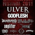 Reformed industrial metal pioneers Godflesh head up the latest bookings for Damnation Festival 2011. Joining them at Leeds University Union on Bonfire Night, Saturday, November 5 will be post-rockers God […]