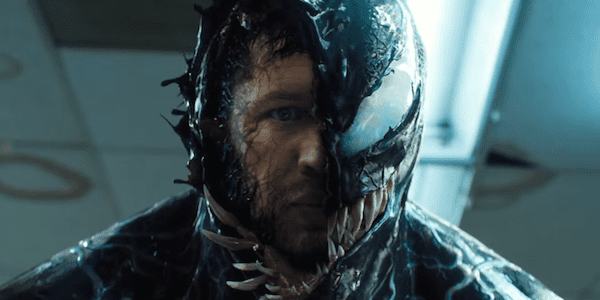 And it's a lot more Venom-y! Venomous! Yes! Like..there's more action, and throwing and symbiote and stuff. Thoughts?