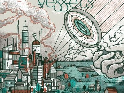 "Lumped somewhere vaguely under the huge umbrella of ""post-rock"", Leeds quintet Vessels charged onto the music scene with 2008's debut album 'White Fields And Open Devices'. Critically acclaimed and adored […]"