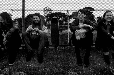 Here we go! It's another video from Aussie grunge kings Violent Soho. Here's 'Covered In Chrome'…