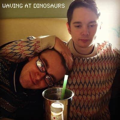 Waving At Dinosaurs