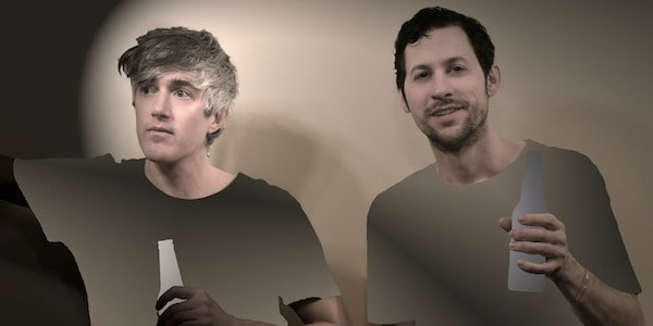 We catch up with Chris Cain of We Are Scientists while the band is (unfortunately) stranded in Paris, to talk about 'Megaplex', new inspirations and more.
