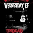 Wednesday 13 is set to bring a special acoustic tour, dubbed 'Undead, Unplugged' to his UK fans next month.  Joined by his two guitarists from his solo band, Roman Surman […]