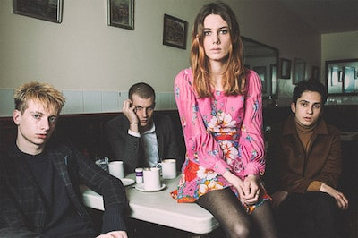 Soundsphere magazine's Jay Sillence chats about music, fest tips, the industry and inspirations with Wolf Alice at Leeds Festival 2014.