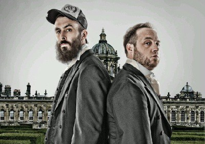 Did you miss this? It's the new video from dan le sac vs Scroobius Pip and Flux Pavilion for 'Gold Teeth' – smashing!