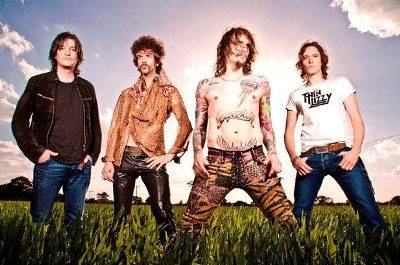 British rock band The Darkness are honoured to announce their addition to the bill as main support for Lady Gaga's 'Born This Way Ball' European tour 2012. The Darkness will […]