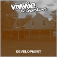 """Born and raised in Hull, Craig """"Vinnie"""" Whitehead is the front man of Vinnie and The Stars, and they're due to release their thirdstudio album, 'Development', in early April."""