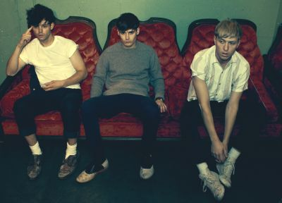 It's a busy time for Brooklyn's The Drums, with new material due for imminent release and the launch of a new video channel on their website.   The trio's […]