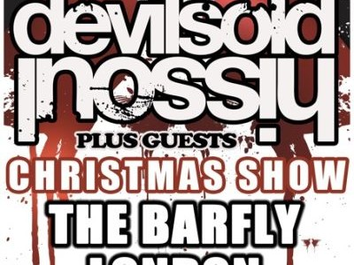 After a year bringing their sound around Europe, Devil Sold His Soul return home to a festive one-off show in London a week before Christmas. The sestet host their seasonal […]
