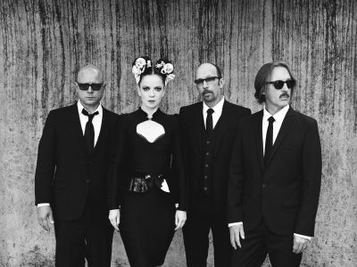 Details of the fifth studio album by Garbage, expected in May, have been disclosed. Entitled 'Not Your Kind Of People', the fifth LP came easy to the band seven years […]