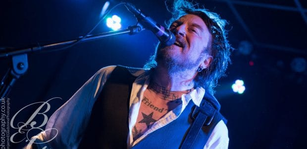 Legendary front man of punk outfit The Wildhearts and all-around lovely guy, Ginger Wildheart doesn't need an introduction, and tonight in Leeds punk is well and truly alive. Benjamin Gladstone […]