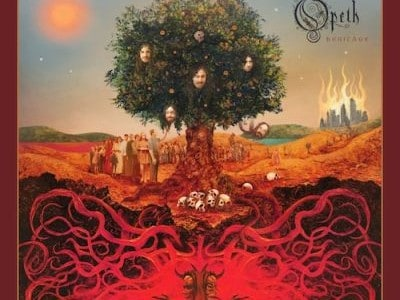 Opeth have always been a band with an interesting sound – fusing metal with progressive, jazz and death elements topped off with acoustic sections. 'Heritage' is the most recent release […]