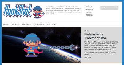 A new gaming website established by four British journalists has launched today. Titled Hookshot Inc., it covers the latest download games priced under $15.00 across all platforms.  The website is […]