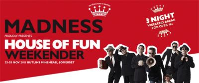 Two acts have been included in the line-up to a November festival curated by Madness at a Somerset holiday camp. Joining the bill for the House Of Fun Weekender at […]