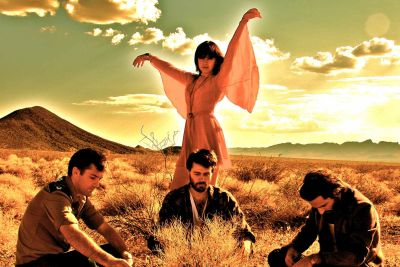 The third album by Howling Bells hits stores on September 12. 'The Loudest Engine' was recorded in Las Vegas, with Mark Stoermer of The Killers overseeing production duties.   Frontwoman […]
