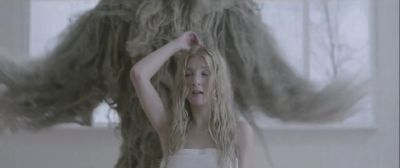 What's described as the first chapter of an audiovisual album entitled 'kin', expected for release in June; here's 'sever' by iamamiwhoami.