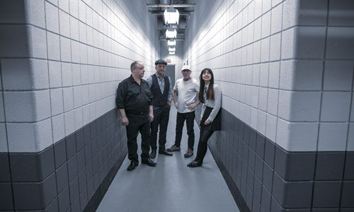 In tandem with a brand-new studio album slated to hit the streets this Fall, Pixies – Black Francis/rhythm guitar & vocals, Joey Santiago/guitars, David Lovering/drums, and Paz Lenchantin/bass – will […]
