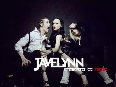 "A Swedish electro-rock trio are putting their heart on the sleeve on their début album. Javelynn, featuring former Ashbury Heights frontwoman Yaz, describe themselves as a band without boundaries; ""a […]"