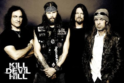 A band whose members' musical CV includes names like Black Sabbath, Pantera, Ratt and Dio prepare to launch their début album next month. Former in 2009, Kill Devil Hill; who […]