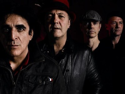 Post-punk rockers Killing Joke are releasing their 'The Singles Collection 1979-2012' as well as their book 'Letters From Cythera'. They're also working on a new studio album, and to top […]