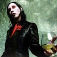 Marilyn Manson has been dropped by his record label Interscope after his last album sold badly in America.