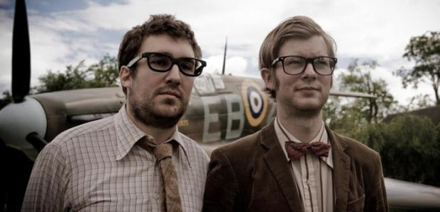 Public Service Broadcasting are an intriguing duo, known to us only as J Willgoose Esq. and his compatriot Wrigglesworth. Together, they take samples of old archive footage and public information […]