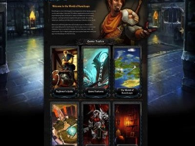 The website for massively multiplayer online role-playing game Runescape has revealed a new-look layout today (November 22). The redesign includes new features to enhance the gameplay experience, including a community-led […]