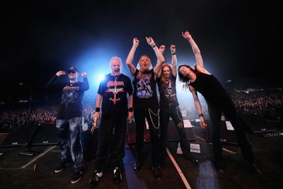 Barnsley's Saxon are performing a series of UK tour dates in the run-up to Christmas. The current line-up, including founding members Biff Byford and Paul Quinn, are appearing at six […]