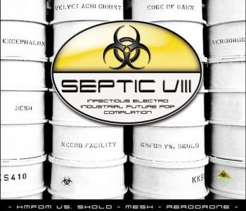German label Dependent Records will release number eight in the 'Septic' compilation series September 11. 'Septic VIII' includes exclusive tracks and remixes from Informatik, Edge of Dawn, Velvet Acid Christ, […]