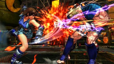 A range of classic video game characters are joining the roster for the PlayStation 3 version of Street Fighter X Tekken. The arrivals include none other than Megaman, depicted in […]