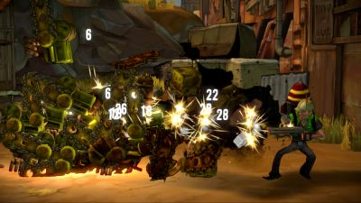 A mecha-themed shooter video game produced by two prominent software companies is set to launch next year. 'Shoot Many Robots', showcased at a gaming conference in Seattle in August, is […]