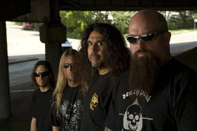 "Bloodstock Open Air Festival announces its third and final headliner for 2013, thrash metal legends Slayer. Guitarist Kerry King comments, ""Can't wait to hit the stage at Bloodstock!  Metal Festival […]"