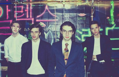 Having returned to release their second album 'Moth Boys' three years after their very successful début 'Enjoy It While It Lasts', slick rockers Spector have been enjoying touring their new […]