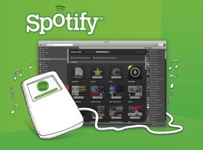 As of today, Spotify is making it possible for everyone to take their playlists with them in one lean, green music machine. New features include: Manage your iPod in Spotify! […]