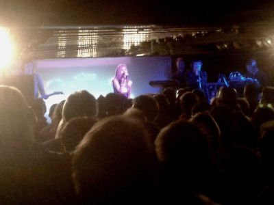 When two bands – lauded as musical spearheads in their respective careers – join forces for the evening, you can't help surmising how special this evening's show will seem, even […]