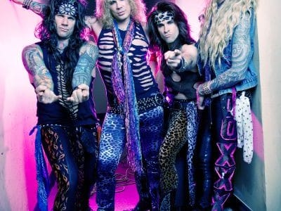 Los Angeles' Steel Panther get their 'Balls Out' on October 17 – that's the title of their new album.   It's been two years since the heavy metal quartet released […]