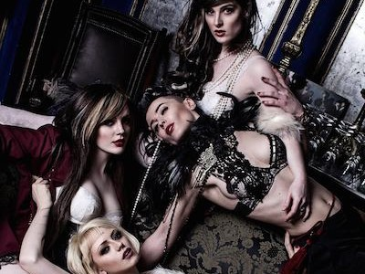 """For our latest band spotlight, we chat to alt-shock-rockers The Courtesans. S] What direct experiences inspired your track, 'Genius'? TC] """"You can imagine that most people experience some kind of […]"""