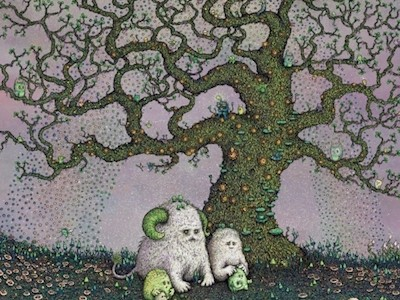 'Tied To A Star', the second solo album from Dinosaur Jr frontman J Mascis (his first being 2011's Several Shades of Why), delivers more gentle slacker-folk; the aural equivalent of […]