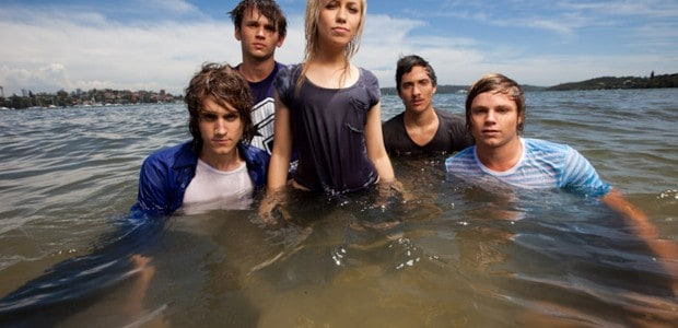 """Tonight Alive are an Australian born, dynamic-as-hell pop-punk outfit with some self proclaimed (and Soundsphere supported…) """"bad-ass chops."""" They'll be taking the stage alongside Black Veil Brides, Chiodos and Fearless […]"""