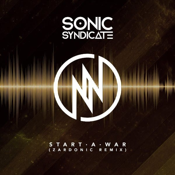 Listen: Sonic Syndicate – 'Start A War (Zardonic Remix)