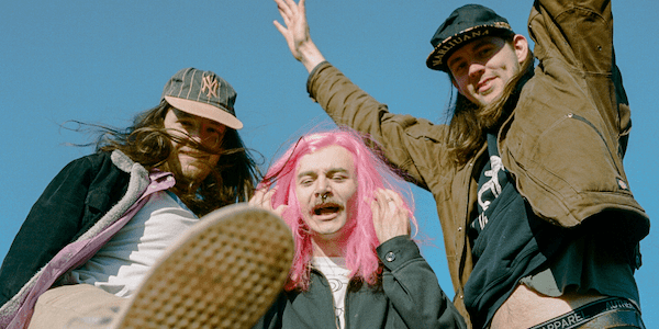 Brighton indie punks Gender Roles have released a video for their new single 'Hey With Two Whys', the second from their debut album, PRANG, which is set for release on 30th August via Big Scary […]